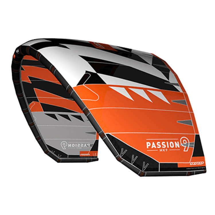 Passion MK9 ORANGE / GRAY