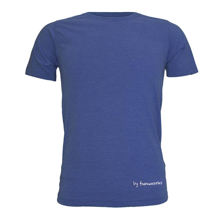 CAMISETA WASHED MATRICULA FUNWORKS