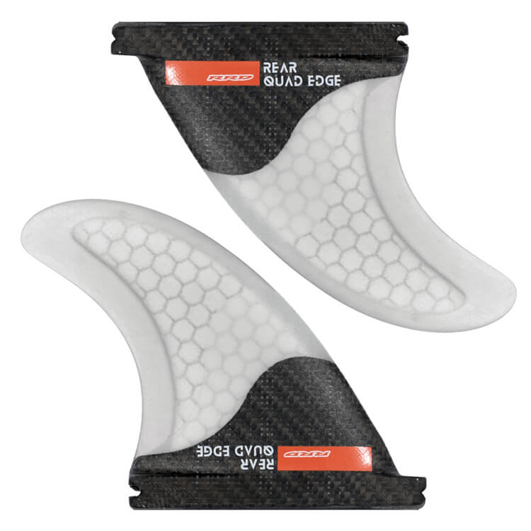 EDGE REAR QUAD FIN SET