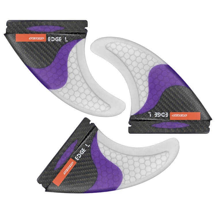 EDGE THRUSTER FIN SET L