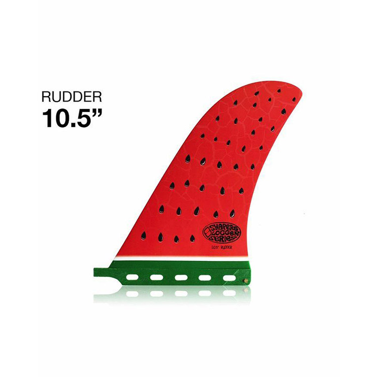Single Rudder 10.50'' sandia